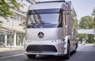 בניסוי: המשאית החשמלית של מרצדס