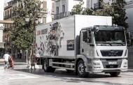 מנוע חדש למשאיות מ.א.ן