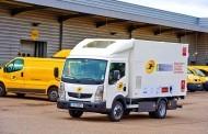 משאית חשמלית לרנו ב-2019