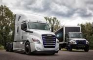 פרייטליינר משיקה משאיות חשמליות (וידאו)
