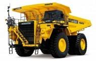 משאית מכרות חדשה מקומטסו