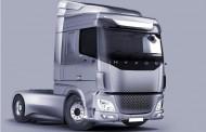 משאית חשמלית חדשה לאירופה