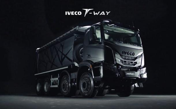 איווקו T-Way מחליפה את ה-Trakker