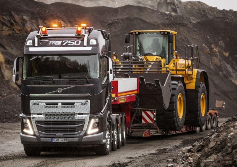ענק וולוו FH – הגרסה הקשוחה | חדשות משאיות, מסחריות וטנדרים LD-17