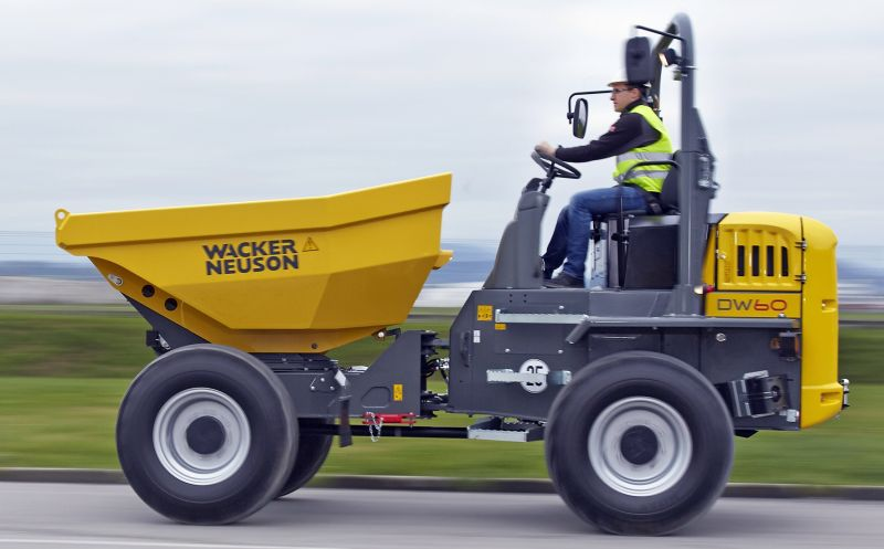 Wacker Neuson DW60