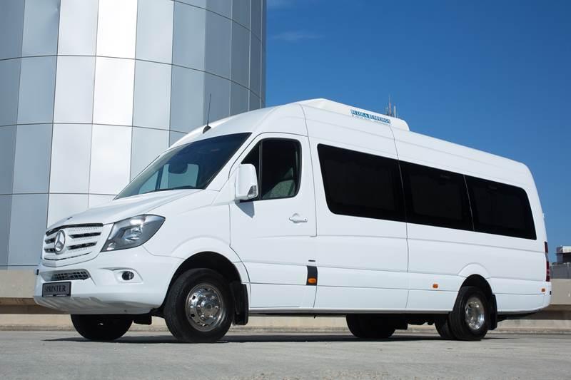 אוטובוס זעיר Mercedes Sprinter 519 XXL