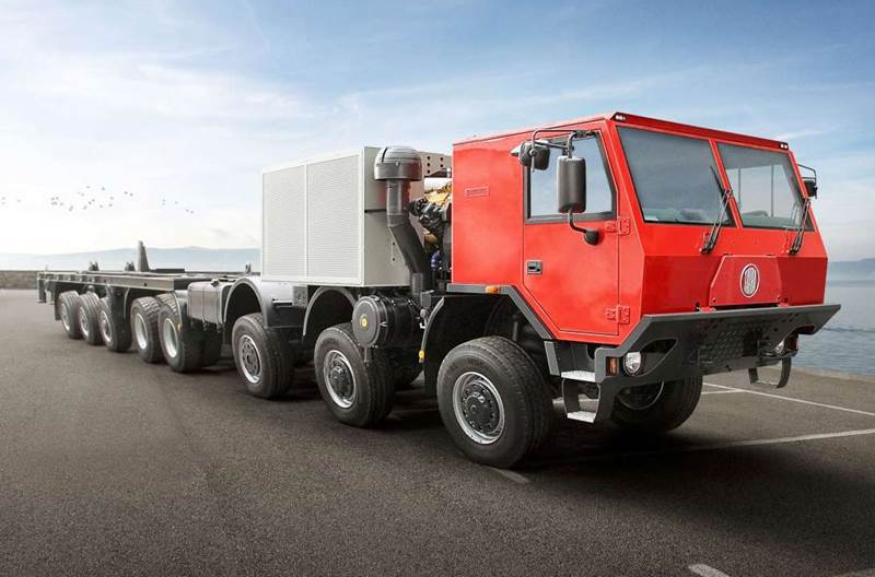 צעיר המפלצת של Tatra   חדשות משאיות, מסחריות וטנדרים KU-91