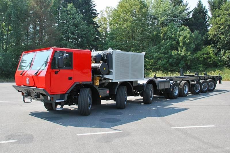 ניס המפלצת של Tatra   חדשות משאיות, מסחריות וטנדרים RN-02