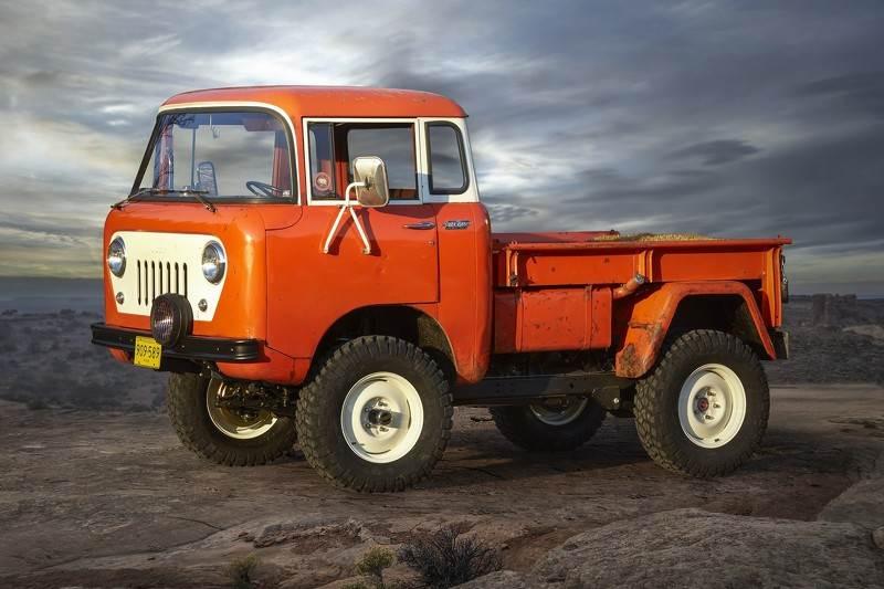 ג'יפ FC 150