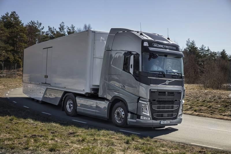 שונות חיסכון בדלק בגדולות של וולוו | חדשות משאיות, מסחריות וטנדרים QX-57