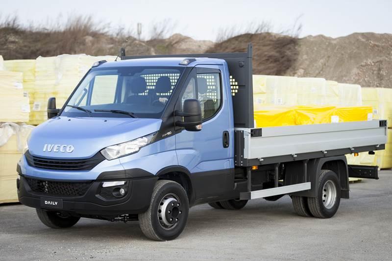 האופנה האופנתית איווקו דיילי 2017 עם יורו 6 | חדשות משאיות, מסחריות וטנדרים TW-34