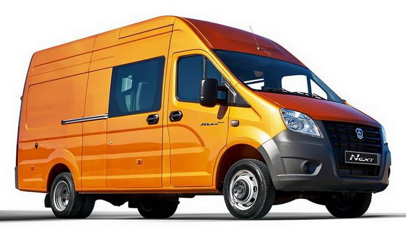 רכב מסחרי GAZelle Next