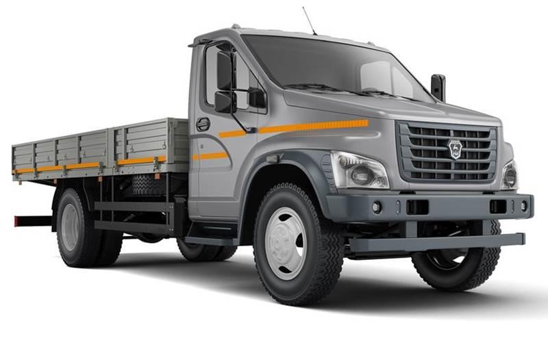 משאית GAZon Next