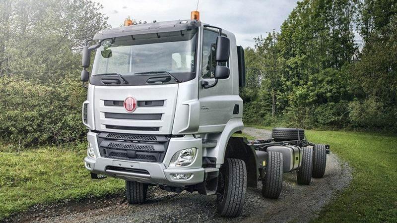 מסודר טטרה 8x8x8   חדשות משאיות, מסחריות וטנדרים BL-19