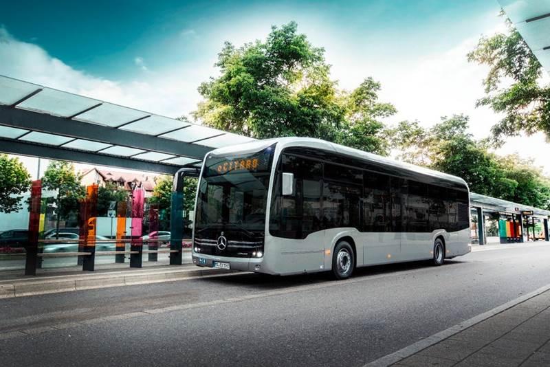 אוטובוס חשמלי מרצדס בנץ eCitaro