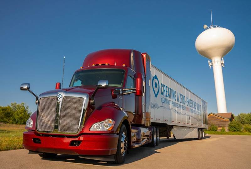 משאית טויוטה Project Portal 2.0