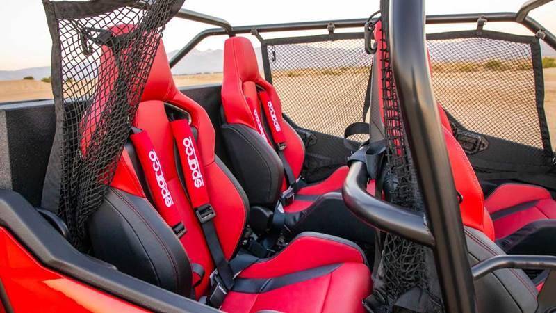 הונדה Rugged Open Air Vehicle