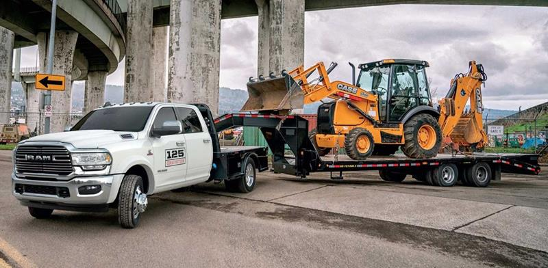 RAM Chassis Cab