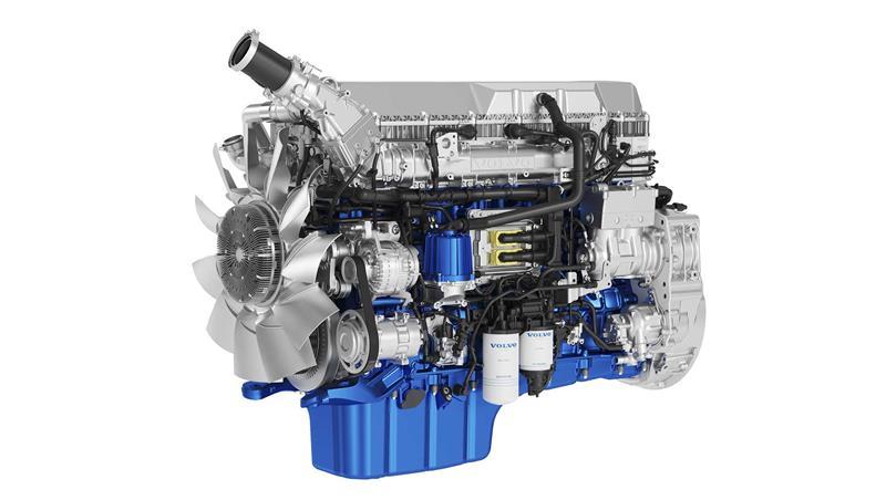 מנוע וולוו DT13C