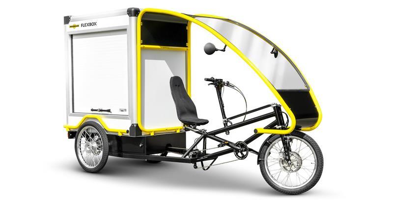 Humbaur Flex Bike
