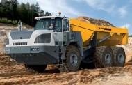 TA 240: ליבהר מציגה משאית פירקית חדשה