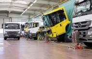 CTT - משאית לפי מידה על פי מרצדס