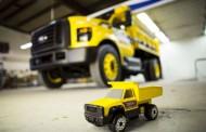 משאית הצעצוע של פורד