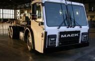 לראשונה: מק משיקה משאית חשמלית