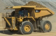 משאית מכרות חדשה ל-CAT