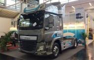 משאית עם מנוע 'פרייבט'