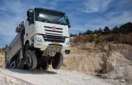 Tatra מושקת בישראל (וידאו)
