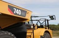 פירקית 40 טון חדשה מ-CAT