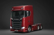 סקניה חושפת את המשאית החזקה בעולם